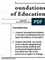 Professional Education Reviewer