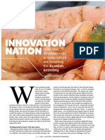 Innovation nation - How new developments in aquaculture are boosting the Scottish economy