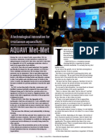 A technological innovation for crustacean aquaculture - AQUAVI® Met-Met