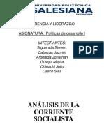 analisis de la corriente socialista.pdf