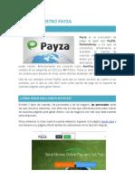 Guia de Registro Payza