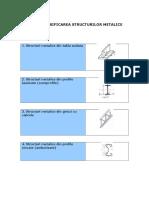 1 Clasificarea Structurilor Metalice