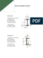 3 Profile Metalice Laminate