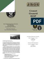 JSOU 05-7 Bowen Coast Guard SOF