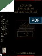 Balanis - Advanced Engineering Electromagnetics.pdf