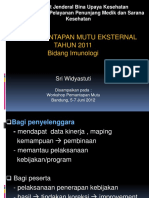 Hasil PME 2012 Khusus Swasta - Kemenkes RI