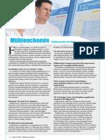 Industry profile - Mühlenchemie