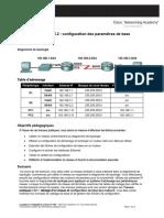 TP1-Config Base Routeur