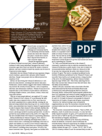 The role of food fortification in maintaining healthy vitamin D levels