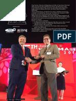 The GRAPAS Award for innovation 2016
