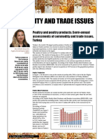 Commodities - COMMODITY AND TRADE ISSUES