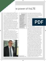 VoLTE Power