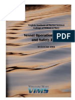Vessels Ots Policy