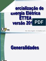 Manual Comercialização de Energia Eletrica