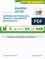 Apostila - Sistema de Produção Refino e Transporte de Petróleo - Promimp