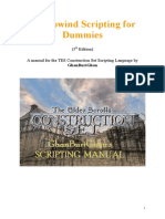 Morrowind Scripting for Dummies 5