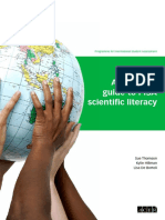 PISA Thematic Report - Science - Web