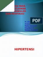 [Elektif Olahraga] Cardiovascular and Respiration Disease (Final Editing)