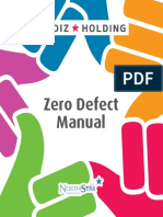 1 Zero Defect Manual ENG