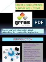Cisco Certified Network Associate - CCNA