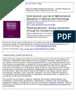 Teaching decimal – binary conversion.pdf