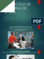 Protocolo de Una Mesa de Ayuda PDF