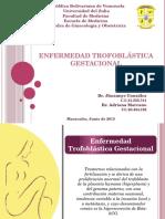 EnfTrofoblasticaGestacional