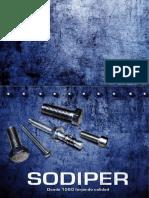 Catalogo. de PERNOS PDF