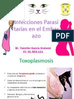Infecciones Parasitarias en El Embarazo