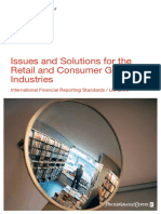 IFRS - Retail and Consumer Goods Industries