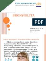 bronşiolita