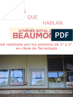 Paredes Que Hablan Beaumont