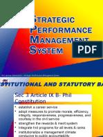 SPMS Presentation