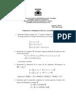 Guia de Algebra Lineal
