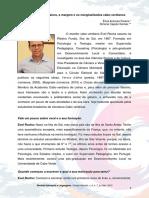 Entrevista Com Evel Rocha