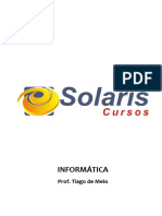 Apostila Informática - (IFPB - 2015)