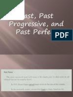 29 Past Past Progressive and Past Perfect