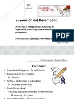 Diapositivas Evaluacion Docente Directivo