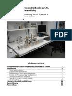 1-1 InfrarotSpektroskopieCO2 WS0910 Anleitung