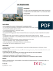 DICT Poly Naphthalene Sulphonates