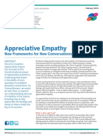 appreciative empathy