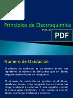 Principios de Electroquímica I-IV