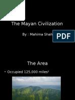 mayan civilization formative 1