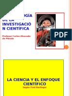 Kerlinger- La Ciencia y El Enfoque Científico
