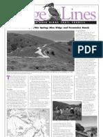 Ridge Lines Newsletter, Spring-Summer 2010 ~ Bay Area Ridge Trail Council