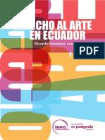 Derecho Al Arte en Ecuador