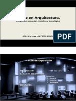 07.Luz en Arquitectura