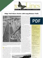 Ridge Lines Newsletter, Summer 2004 ~ Bay Area Ridge Trail Council