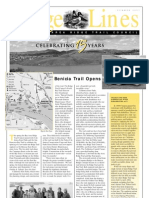 Ridge Lines Newsletter, Summer 2003 ~ Bay Area Ridge Trail Council