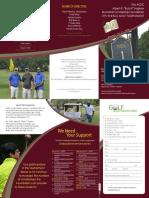 2016 Aedc Golf Brochure